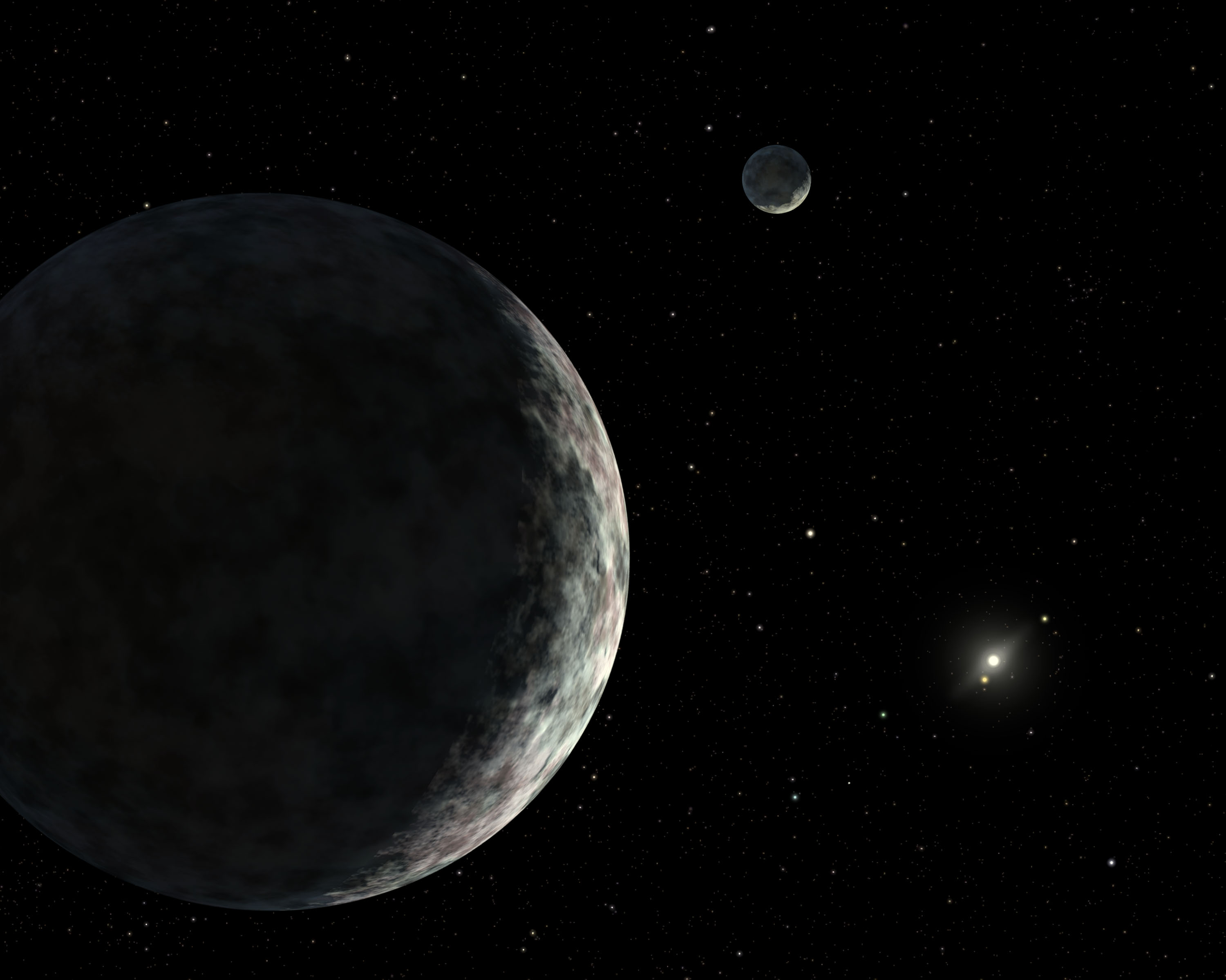 pluto not planet research paper Pluto, the ninth planet if you want the full scientific story check out the two papers in that time we might discover another planet closer than pluto but.